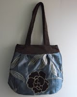 ED0179 Teal Silky Soft Gathered Bag